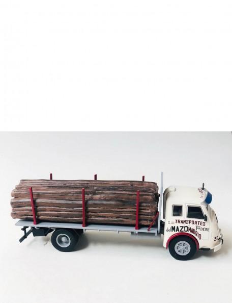 Camión Pegaso 1060L Tradisa Salvat Escala 1:43 G1G8E005