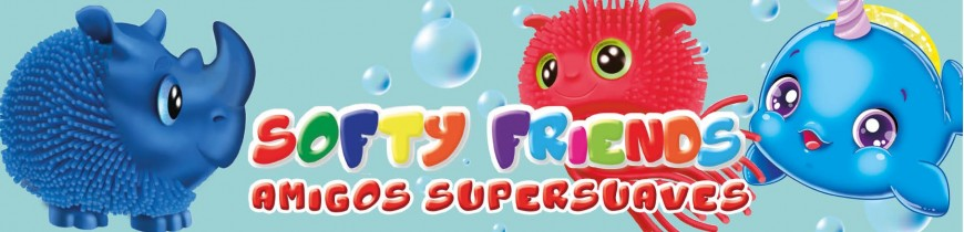 Softy Friends de Sbabam